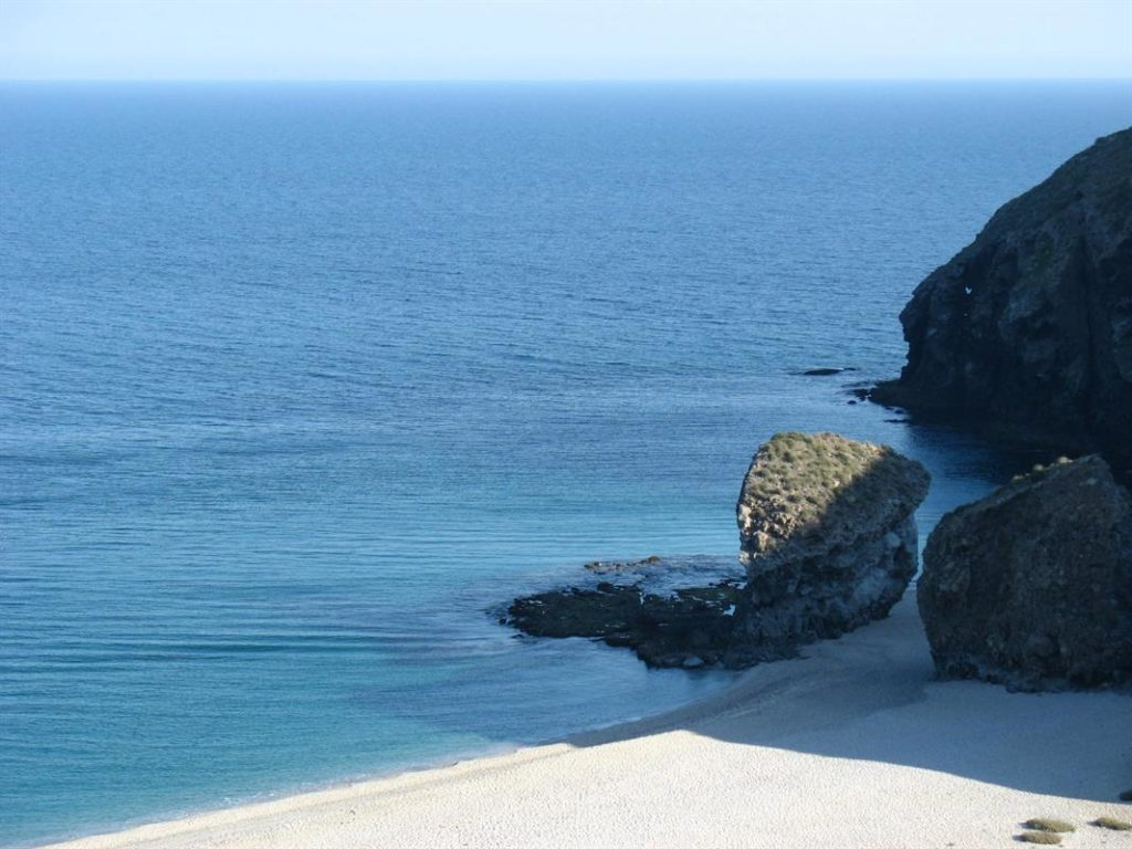 Playa de Los Muertos, Spain