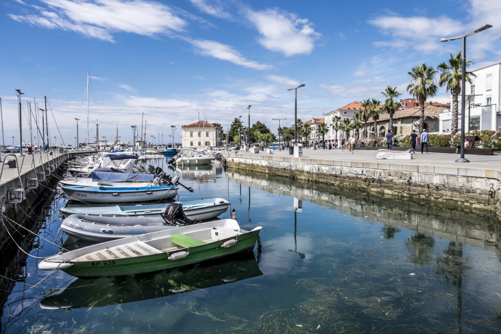 Port of Koper, Slovenia