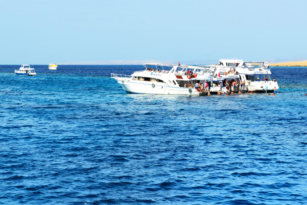 Dive Charter in Hurghada