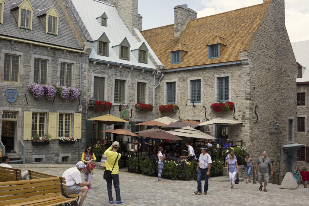 Restuarant in Quebec CIty