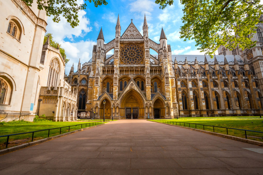 Westminster Abbey - Collegiate Church of St Peter