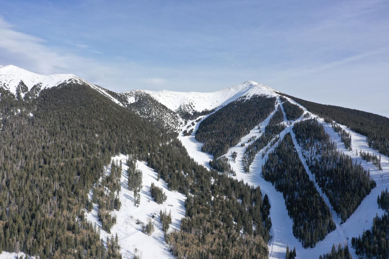 Skiing in Arizona