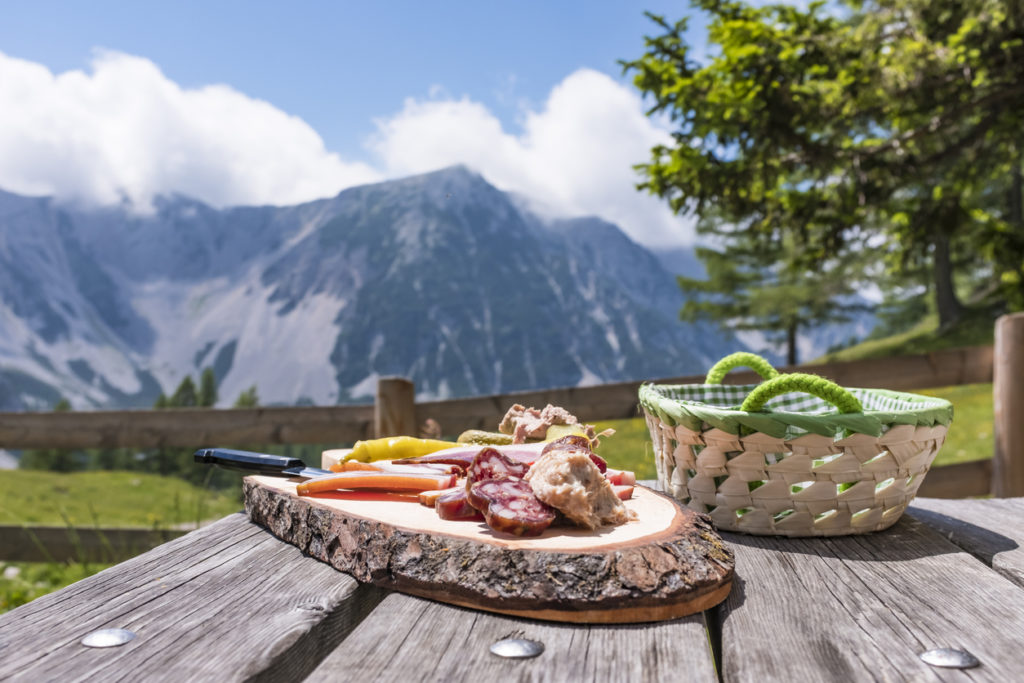 Try Authentic Slovenian Cuisine