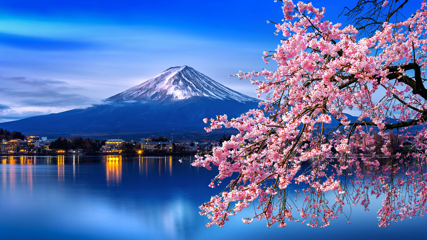 5 Places to Visit in Japan