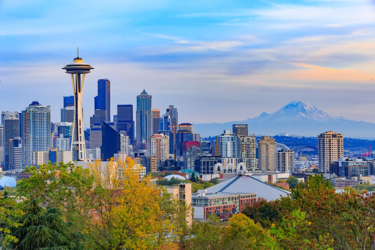 City Break in Seattle
