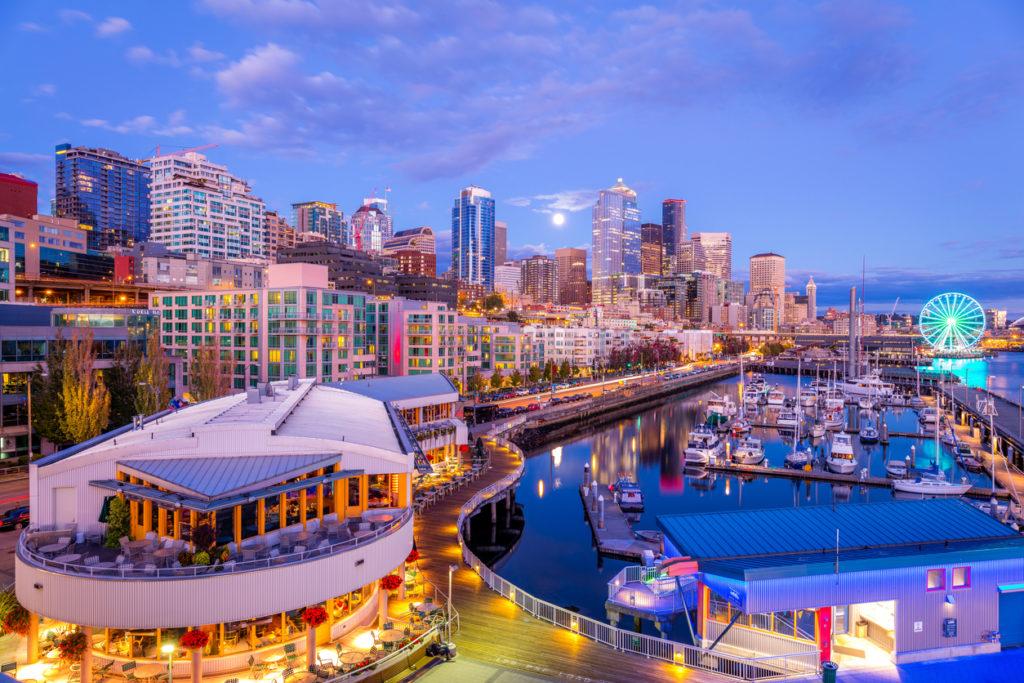 Downtown Seattle, Pier 66