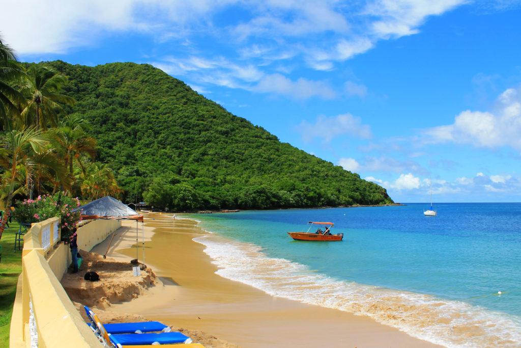 Reduit Beach, Rodney Bay, St. Lucia