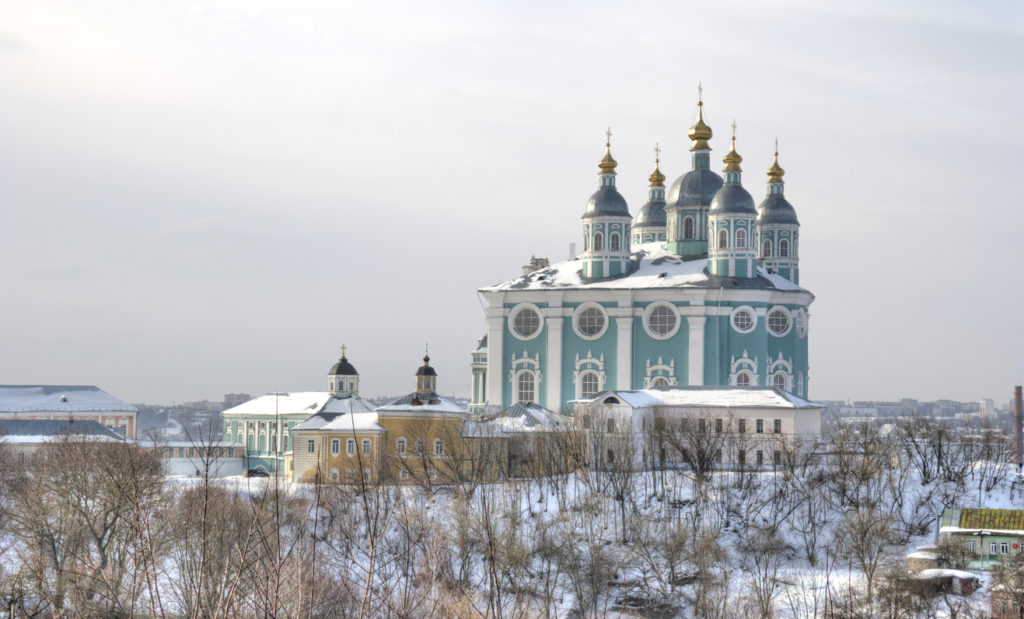 Cathedral of the Assumption, Smolensk