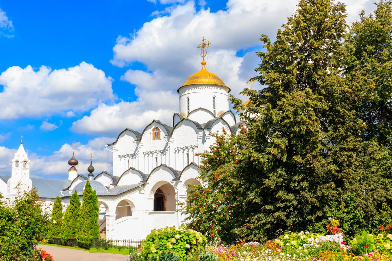 Pilgrimage to Russia