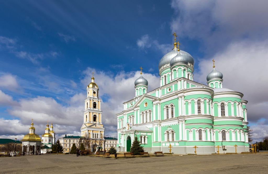 Saint Seraphim-Diveyevo Monastery, Diveyevo