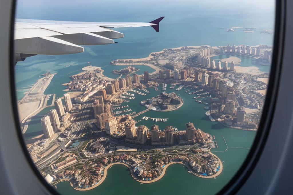 The Skyline of Doha