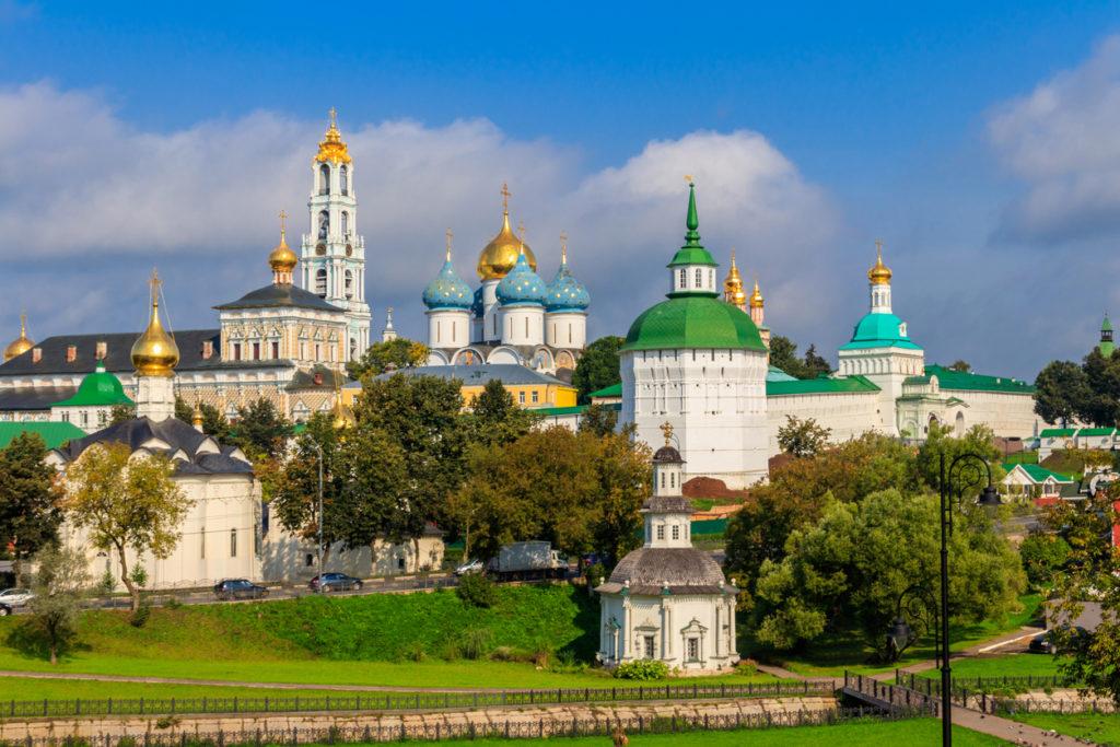 Trinity Lavra of St. Sergius Monastery, Sergiyev Posad