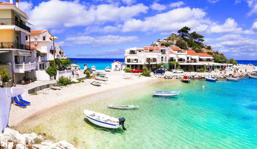 Escape to Samos