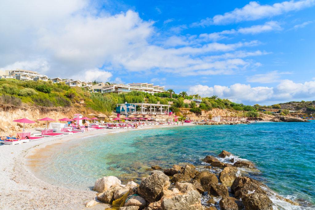 Proteas bay, Samos island