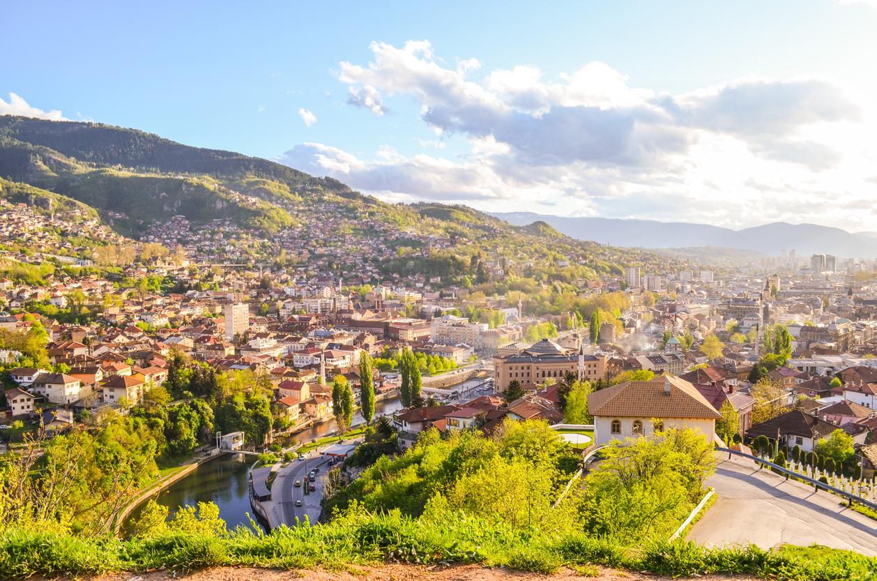 City Break to Sarajevo