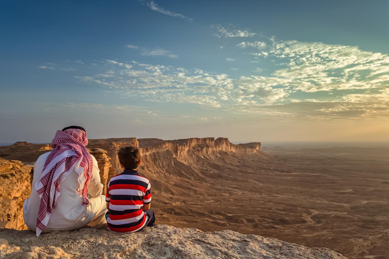 Go and visit Saudi Arabia