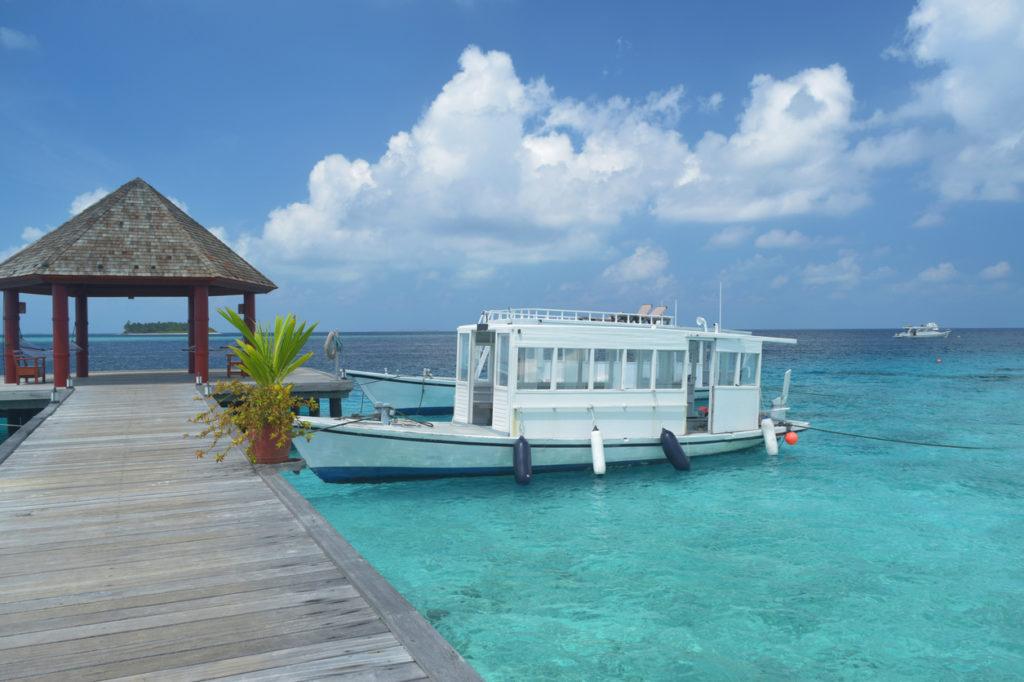 Maldives Boat Taxi