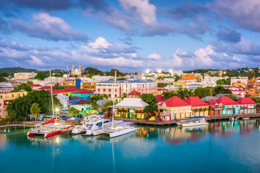 St Johns Antigua