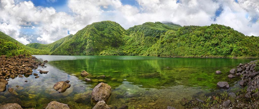 Boeri Lake, Dominica