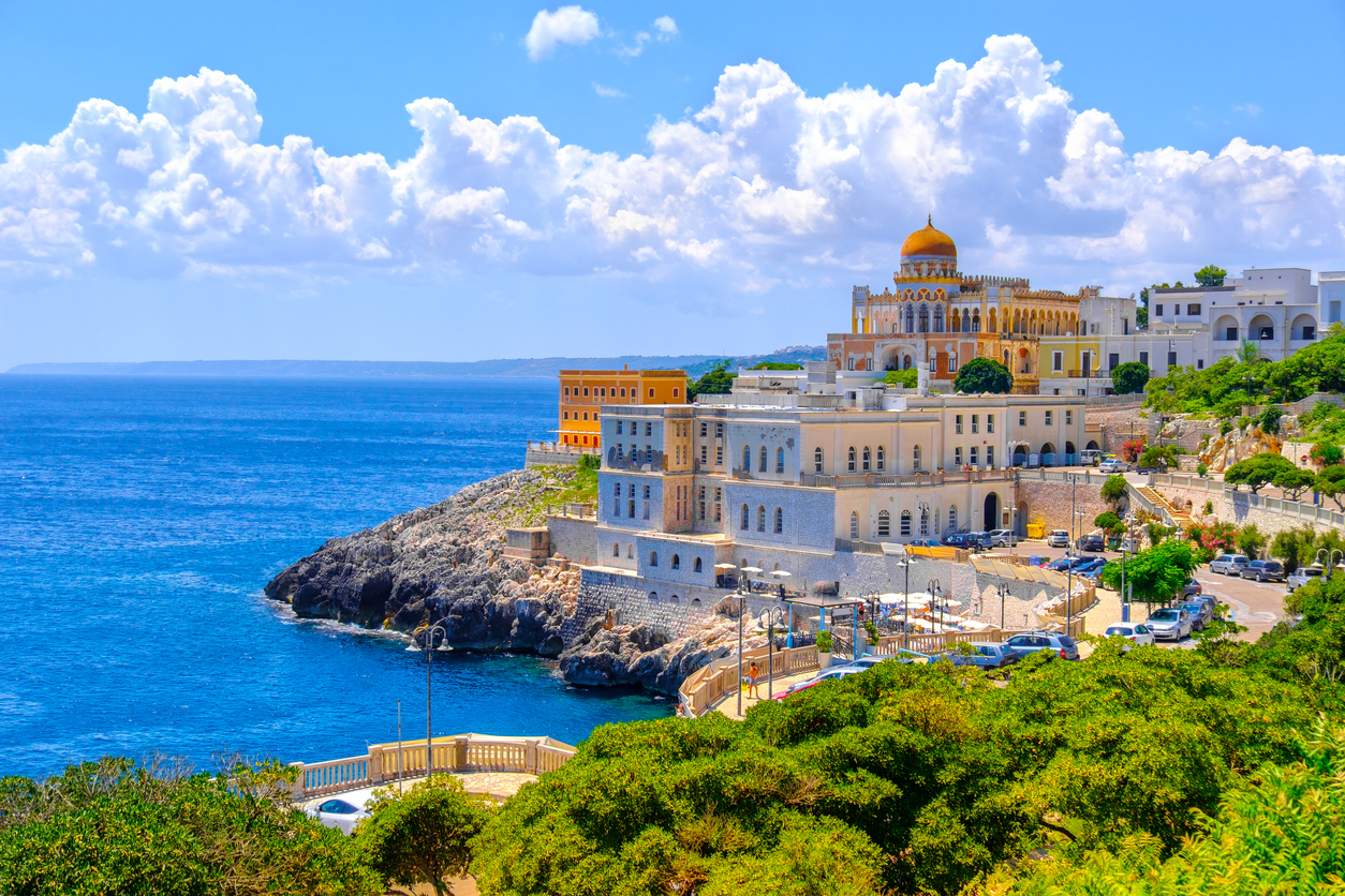Discover the Heel of Italy