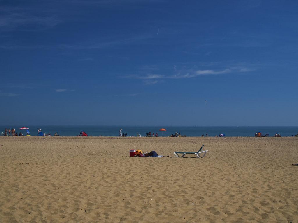 Glorious Sandy Beach in Ramsgate