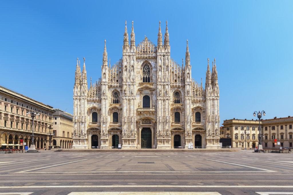 Milano Duomo Cathedral in Milan