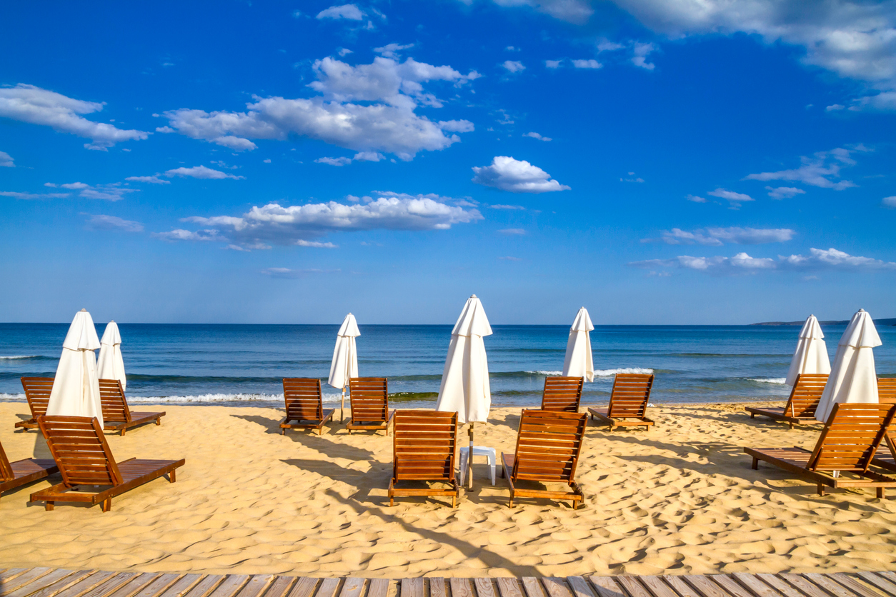 Beach Holiday in Bulgaria