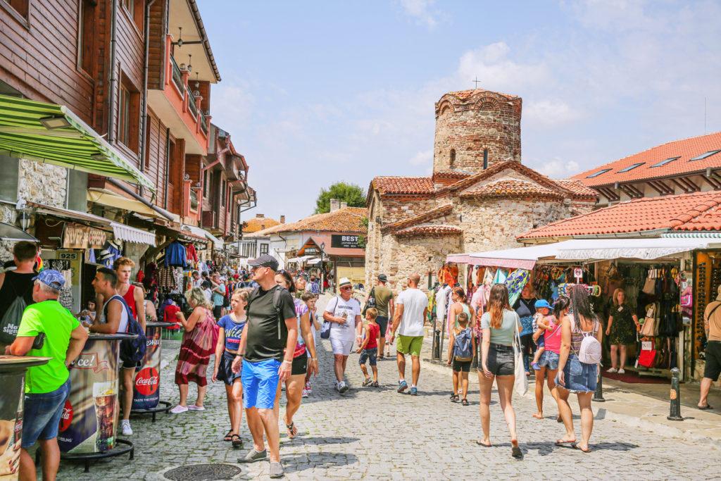 Nesebar old town