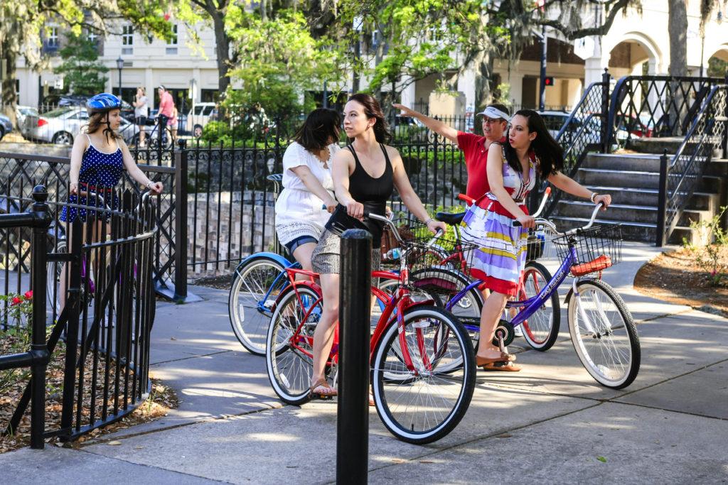 Bike Tours of Savannah Georgia