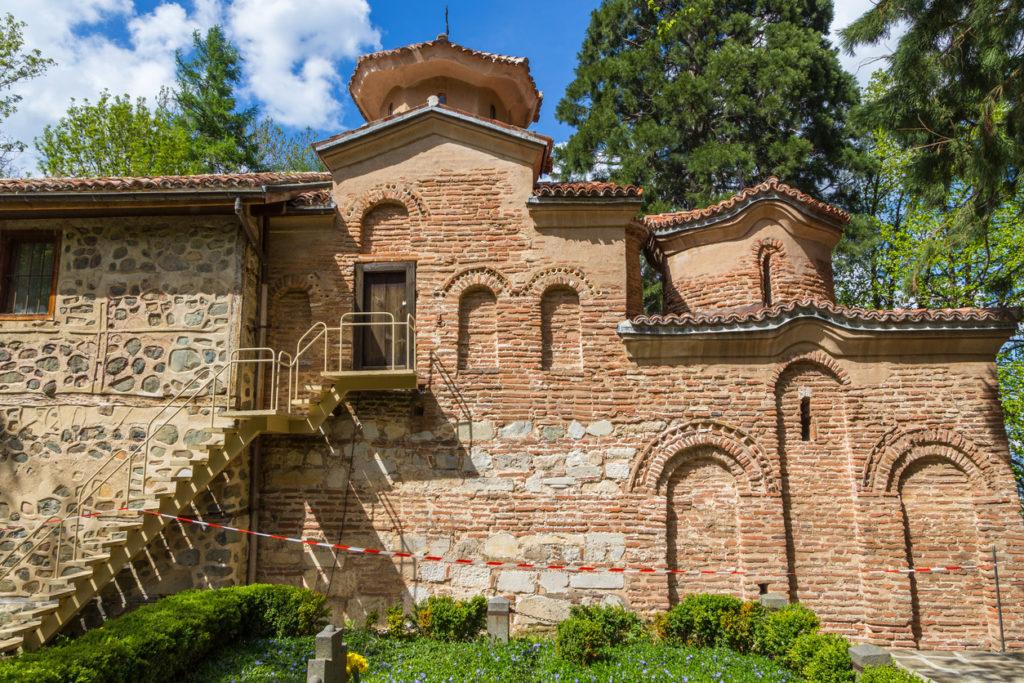 Boyana Church, medieval Bulgarian Orthodox church