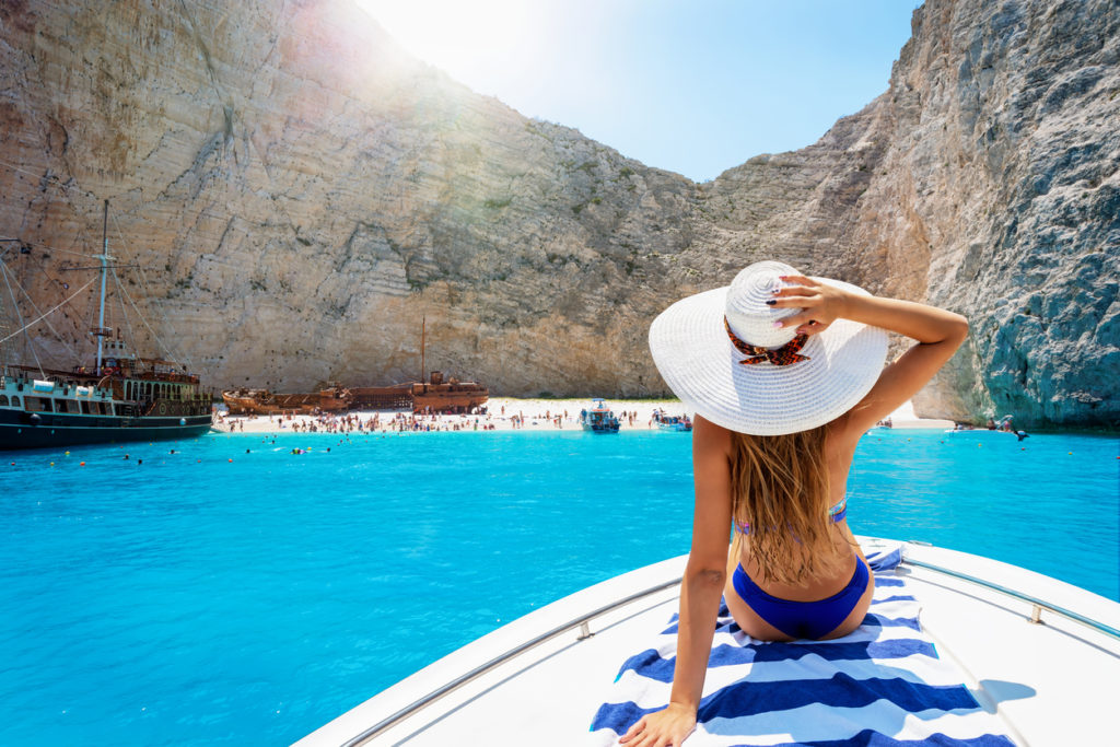 Relax on the Island of Zante