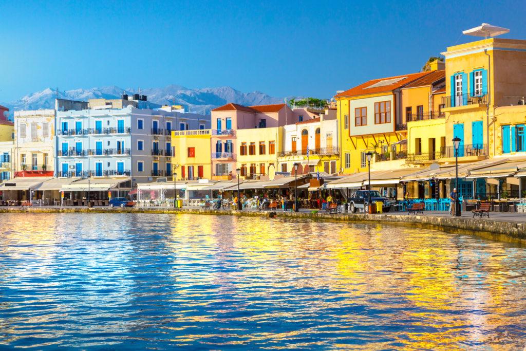 Chania, Crete island