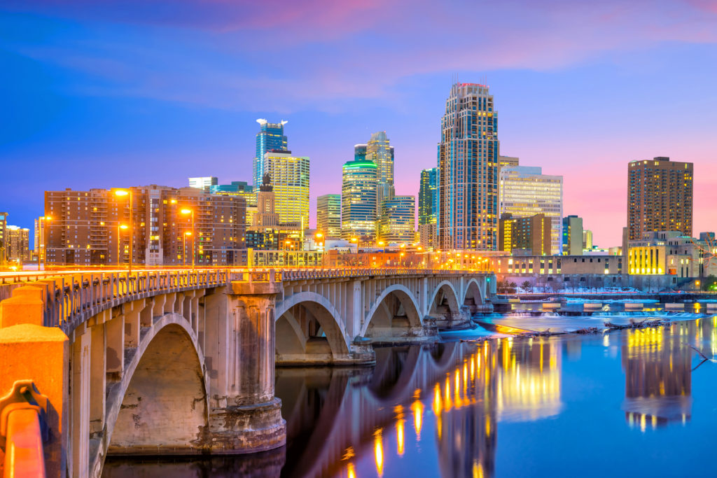 Visit the Twin Cities