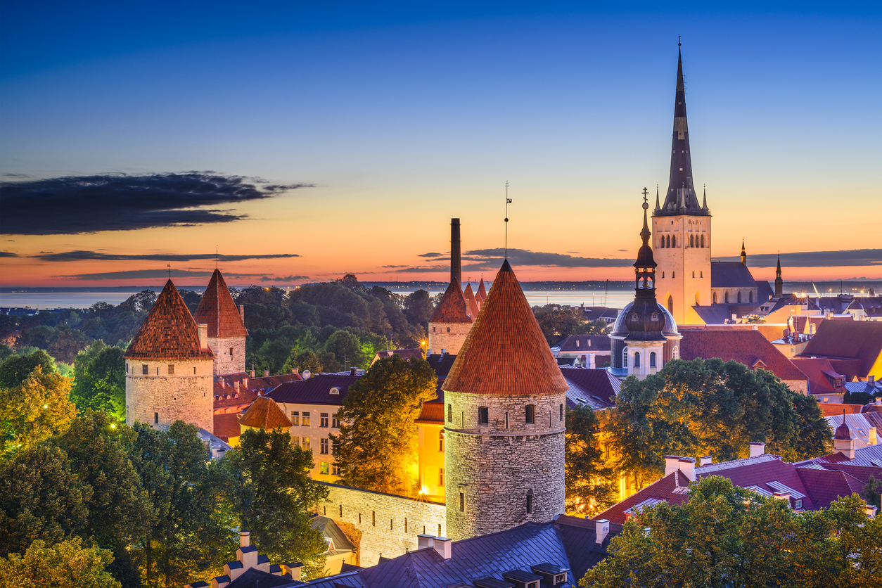 Adventures in Estonia