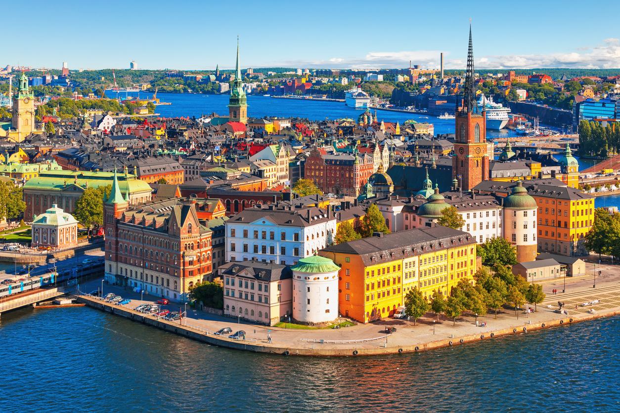 Stockholm – a Pretty City